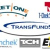 We accpet Fleet One Local, T-Chek, TransFunds, Comcheck, TCH, EFS